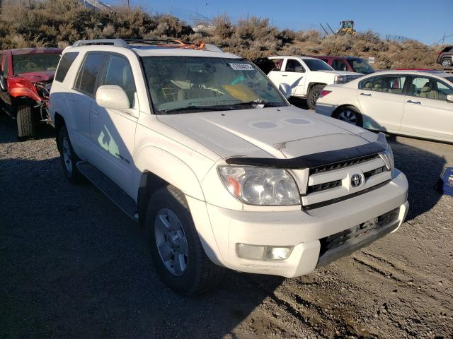 Salvage cars for sale from Copart Reno, NV: 2004 Toyota 4runner LI