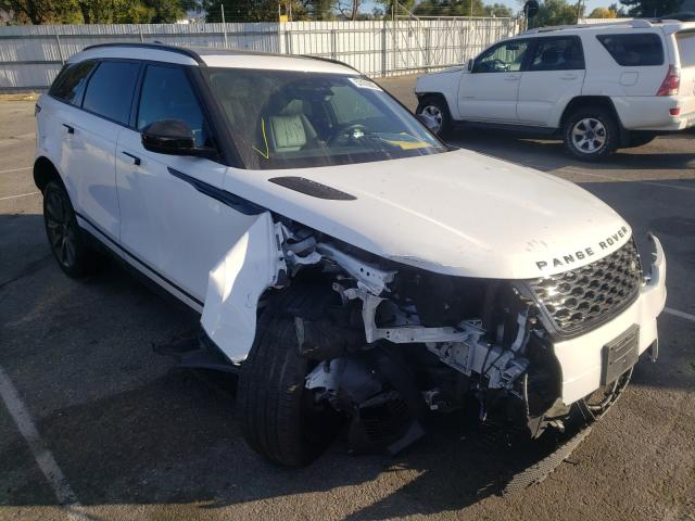 Salvage cars for sale from Copart Rancho Cucamonga, CA: 2018 Land Rover Range Rover