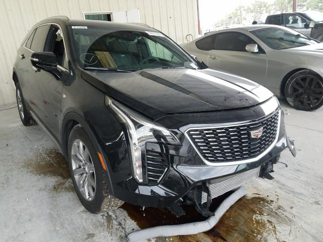Salvage cars for sale from Copart Homestead, FL: 2021 Cadillac XT4 Premium