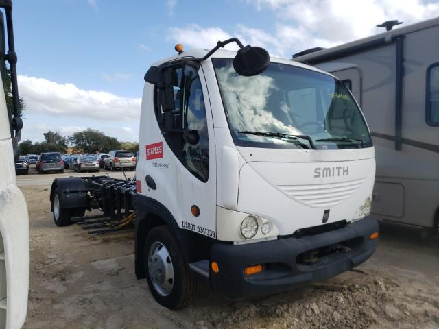 Smith Electric salvage cars for sale: 2010 Smith Electric D100 SC