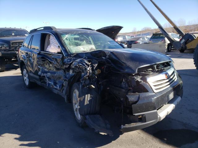 Vehiculos salvage en venta de Copart Littleton, CO: 2011 Subaru Outback 3