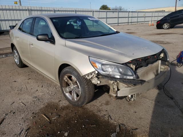 Vehiculos salvage en venta de Copart Lexington, KY: 2013 Chevrolet Malibu LS
