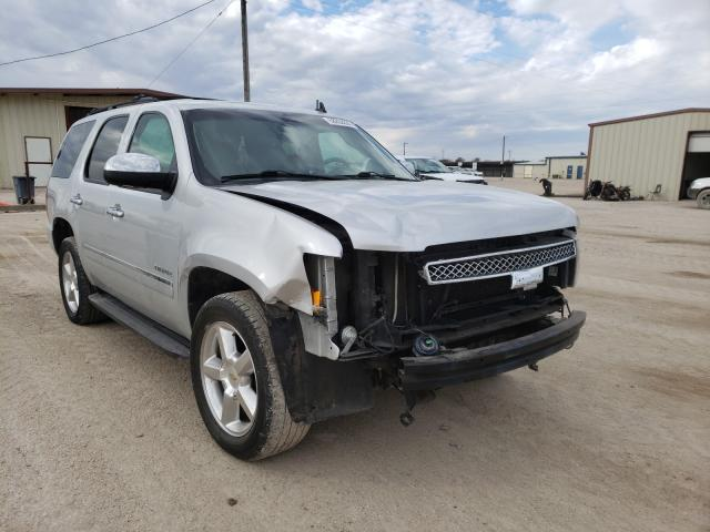 Salvage cars for sale from Copart Temple, TX: 2014 Chevrolet Tahoe C150