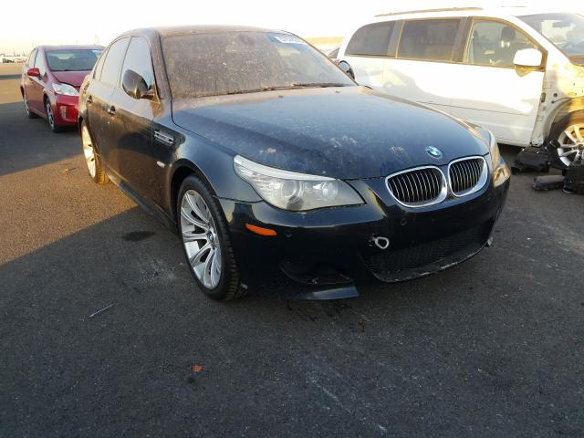 Salvage cars for sale from Copart Sacramento, CA: 2008 BMW M5