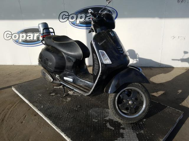 Vespa salvage cars for sale: 2017 Vespa GTS 300 SU
