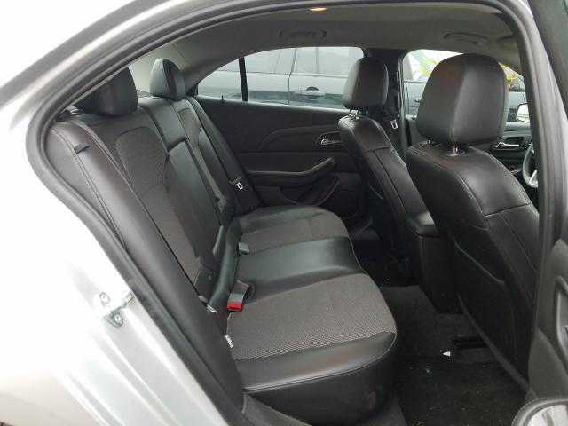 1G11C5SA2GF120669 2016 Chevrolet Malibu Lim 2.5L