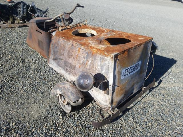 Salvage cars for sale from Copart Antelope, CA: 1946 Cushman Cushman