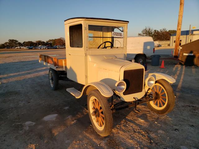 Salvage cars for sale from Copart Newton, AL: 1926 Ford Model T