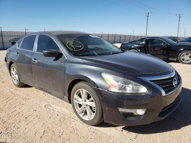 Salvage cars for sale from Copart Andrews, TX: 2013 Nissan Altima 2.5