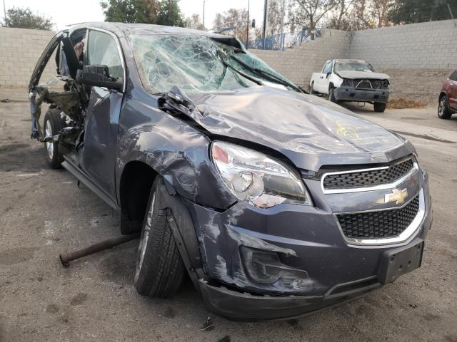 Salvage cars for sale from Copart Colton, CA: 2013 Chevrolet Equinox LS