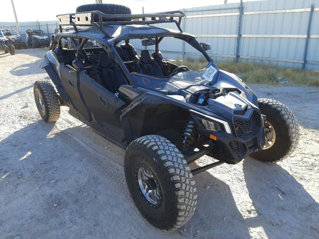 Salvage cars for sale from Copart Las Vegas, NV: 2019 Can-Am Maverick