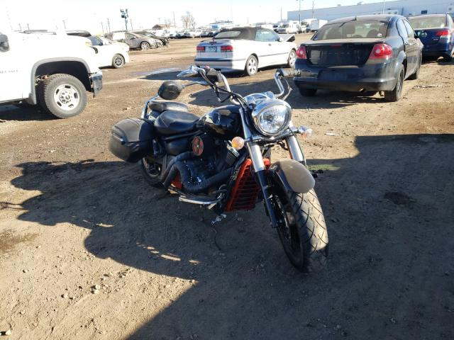 Salvage cars for sale from Copart Brighton, CO: 2007 Yamaha XVS1300 CT