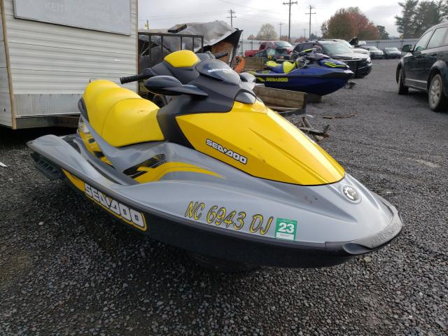 Salvage cars for sale from Copart Mocksville, NC: 2007 Seadoo GTI SE