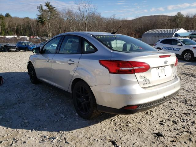купить 2016 Ford Focus Se 2.0L 1FADP3F29GL334758