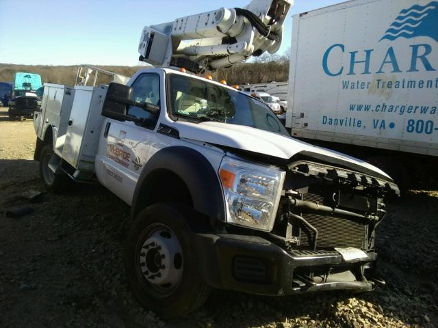 Salvage cars for sale from Copart Chatham, VA: 2016 Ford F550 Super