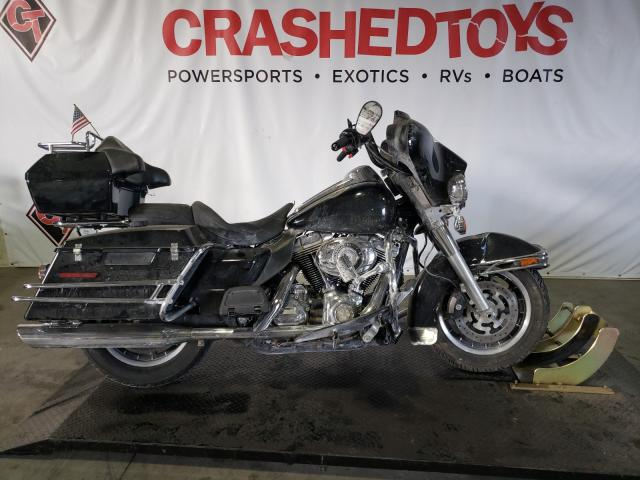 Salvage cars for sale from Copart Colton, CA: 2008 Harley-Davidson Flhtpi