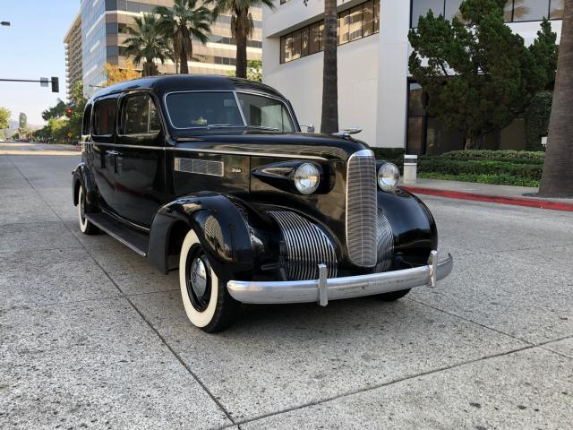 1939 Cadillac Hearse for sale in Rancho Cucamonga, CA
