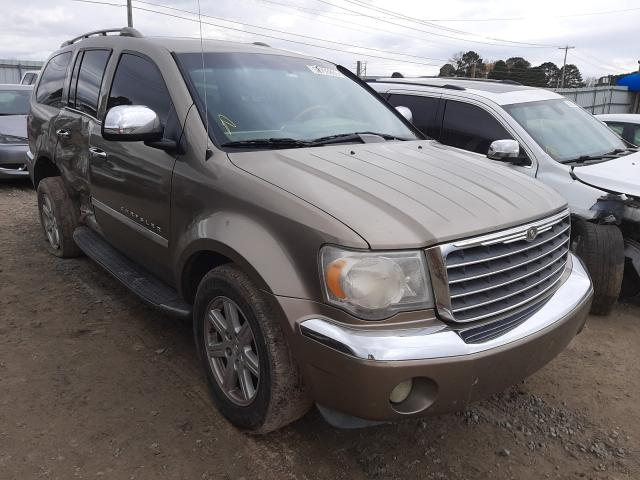 Chrysler Aspen Limited salvage cars for sale: 2007 Chrysler Aspen Limited