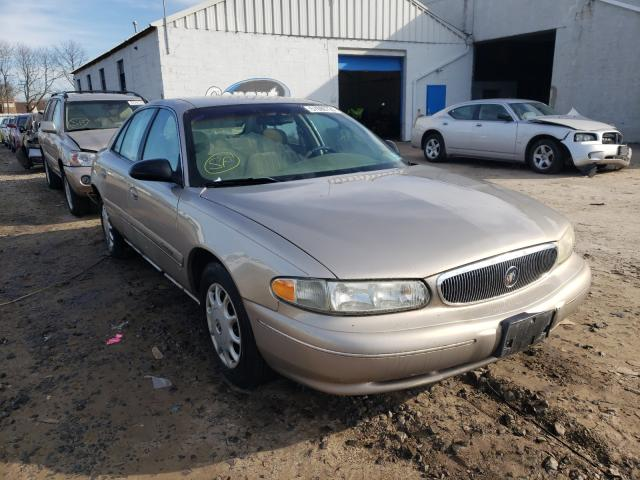 Salvage cars for sale from Copart Hillsborough, NJ: 1999 Buick Century CU