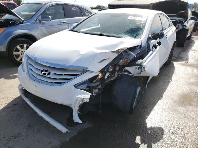 из сша 2013 Hyundai Sonata Gls 2.4L 5NPEB4AC7DH700462