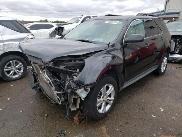 из сша 2012 Chevrolet Equinox Lt 3.0L 2GNFLDE56C6335120