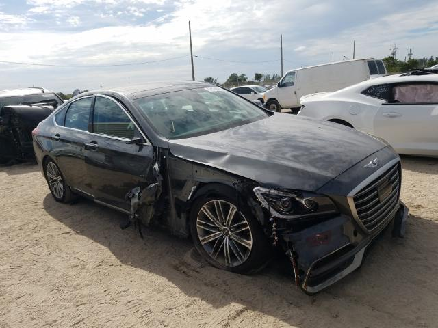 Genesis salvage cars for sale: 2020 Genesis G80 Base