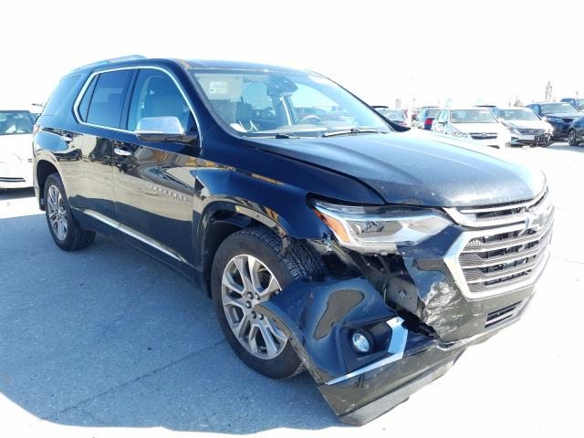 Salvage cars for sale from Copart New Orleans, LA: 2018 Chevrolet Traverse P