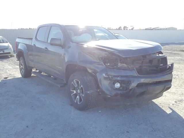 Salvage cars for sale from Copart Greenwood, NE: 2015 Chevrolet Colorado Z