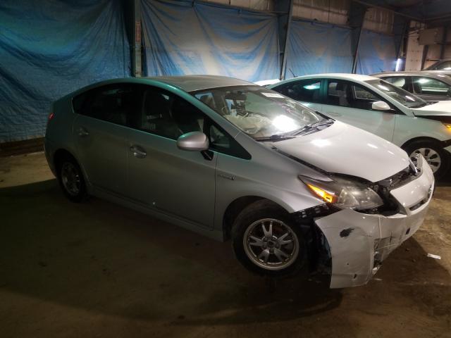 Vehiculos salvage en venta de Copart Dyer, IN: 2011 Toyota Prius