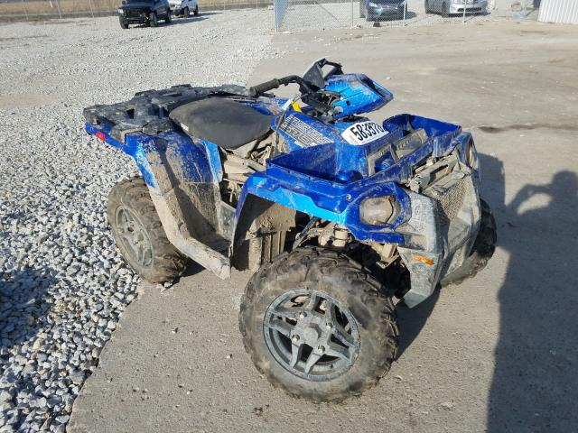 Salvage cars for sale from Copart Cicero, IN: 2018 Polaris Sportsman