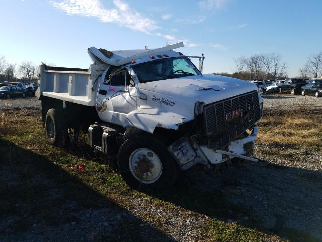 Salvage cars for sale from Copart Cicero, IN: 2001 GMC C Series