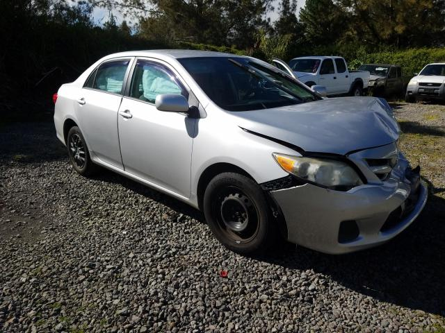 Salvage cars for sale from Copart Kapolei, HI: 2011 Toyota Corolla BA