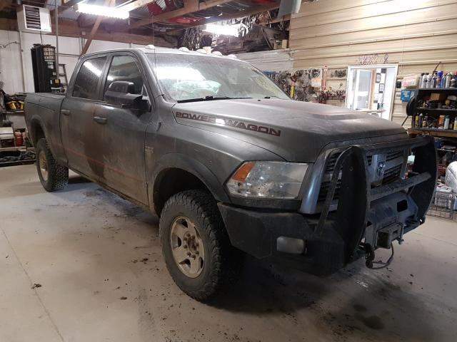 Salvage cars for sale from Copart Billings, MT: 2012 Dodge RAM 2500 P