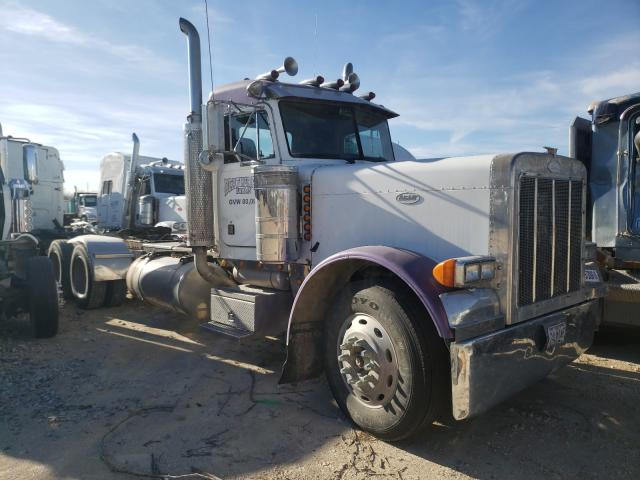 Salvage cars for sale from Copart Kansas City, KS: 1998 Peterbilt 379