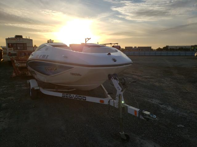 Salvage cars for sale from Copart San Diego, CA: 2005 Seadoo Other