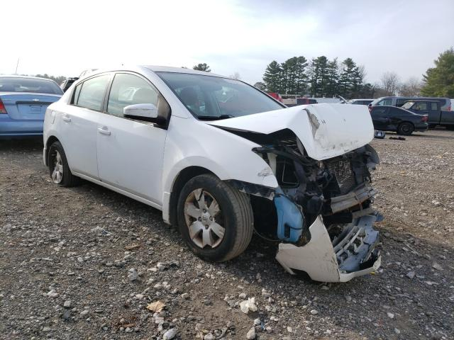 Salvage cars for sale from Copart Finksburg, MD: 2007 Nissan Sentra 2.0