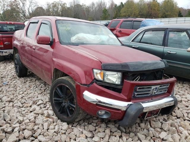 Honda salvage cars for sale: 2006 Honda Ridgeline