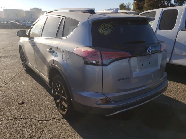 купить 2016 Toyota Rav4 Se 2.5L 2T3NFREV9GW268354
