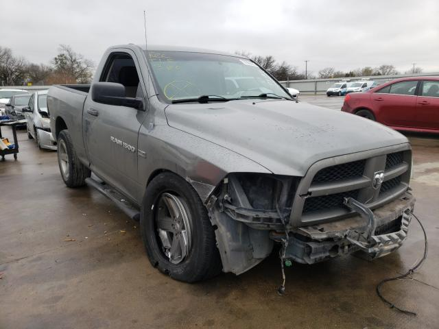 2012 DODGE RAM 1500 S 3C6JD6AT1CG255526
