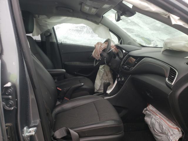 пригнать из сша 2019 Chevrolet Trax 1Lt 1.4L KL7CJPSB6KB931995