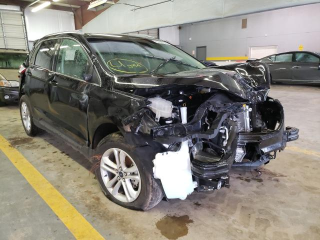 Salvage cars for sale from Copart Mocksville, NC: 2020 Ford Edge SEL