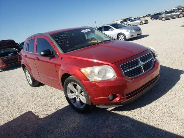 Salvage cars for sale from Copart San Antonio, TX: 2010 Dodge Caliber MA
