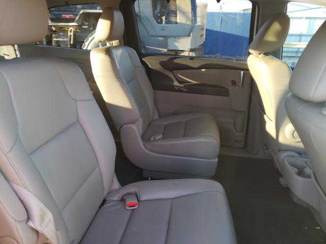 5FNRL5H64EB098429 2014 Honda Odyssey Ex 3.5L