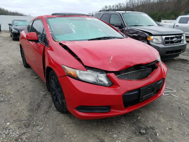 2012 Honda Civic EX for sale in Hurricane, WV