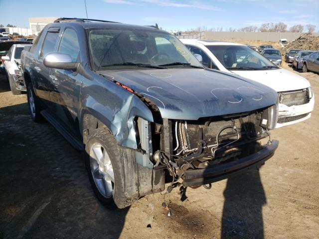 Salvage cars for sale from Copart Billings, MT: 2012 Chevrolet Avalanche