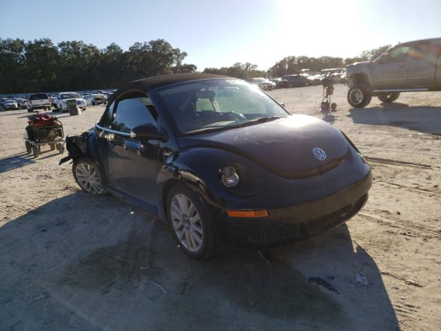Salvage cars for sale from Copart Ocala, FL: 2008 Volkswagen Beetle