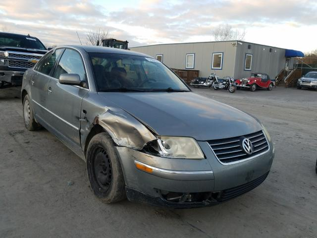 Salvage cars for sale from Copart Duryea, PA: 2004 Volkswagen Passat