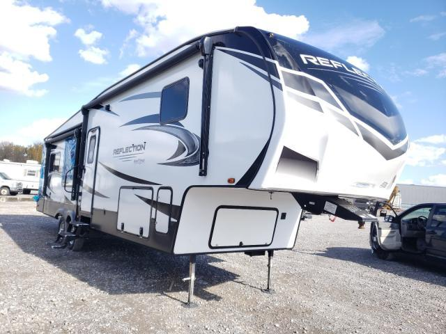 Trail King salvage cars for sale: 2020 Trail King 5th Wheel