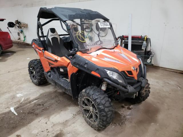 Can-Am salvage cars for sale: 2020 Can-Am Zforce 800