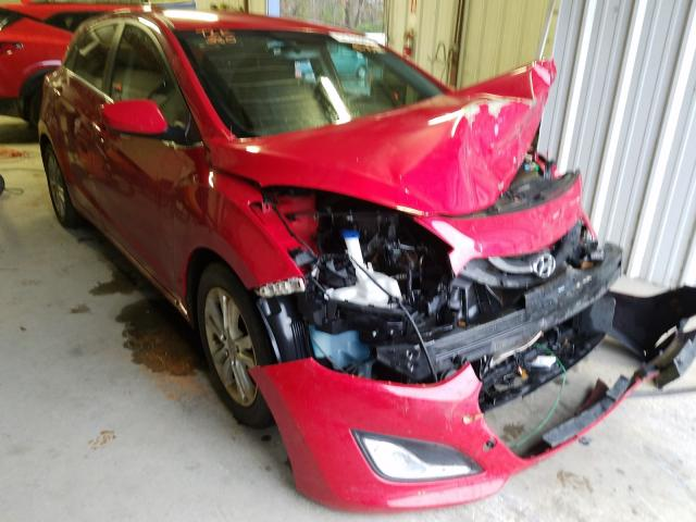 Salvage cars for sale from Copart Shreveport, LA: 2013 Hyundai Elantra GT